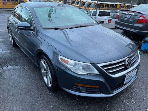 2009 Volkswagen CC for sale at SNS AUTO SALES in Seattle WA
