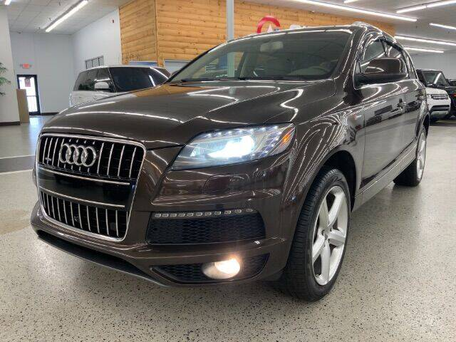 2015 Audi Q7 for sale at Dixie Motors in Fairfield OH