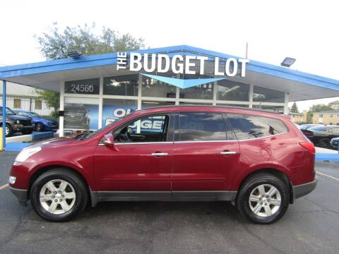2010 Chevrolet Traverse for sale at THE BUDGET LOT in Detroit MI