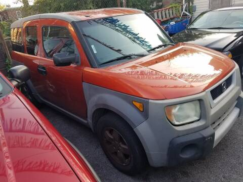 2003 Honda Element for sale at Rockland Auto Sales in Philadelphia PA