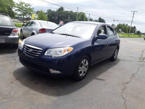 2010 Hyundai Elantra for sale at Plaistow Auto Group in Plaistow NH