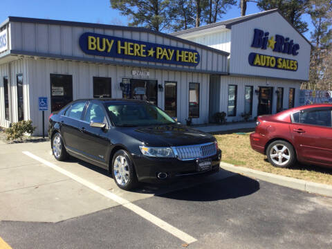 2009 Lincoln MKZ for sale at Bi Rite Auto Sales in Seaford DE