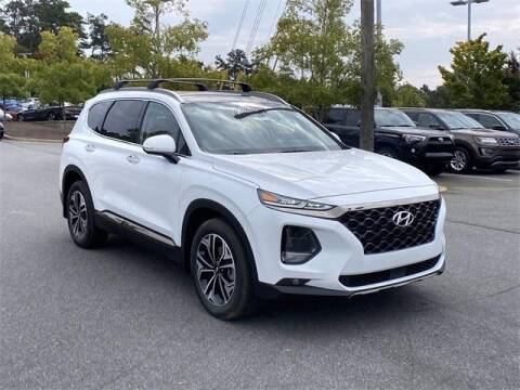 2020 Hyundai Santa Fe for sale at CU Carfinders in Norcross GA