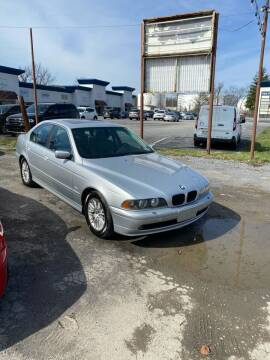 2002 BMW 5 Series for sale at Superior Auto Sales in Duncansville PA