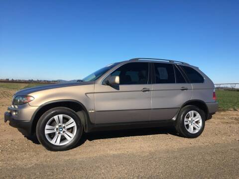 2005 BMW X5 for sale at M AND S CAR SALES LLC in Independence OR