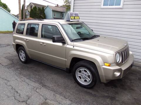 2010 Jeep Patriot for sale at Fulmer Auto Cycle Sales - Fulmer Auto Sales in Easton PA