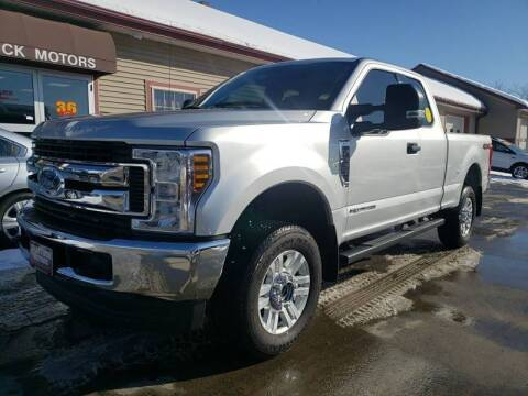 2018 Ford F-250 Super Duty for sale at Shattuck Motors - NEKtrucks.com in Newport VT