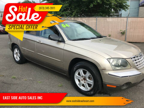 2004 Chrysler Pacifica for sale at EAST SIDE AUTO SALES INC in Paterson NJ