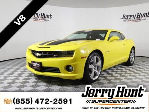 2011 Chevrolet Camaro for sale at Jerry Hunt Supercenter in Lexington NC