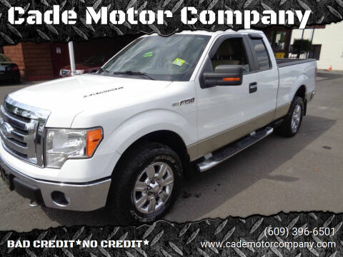 2009 Ford F-150 for sale at Cade Motor Company in Lawrence Township NJ