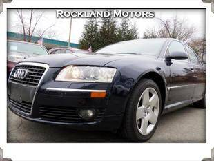 2007 Audi A8 for sale at Rockland Automall - Rockland Motors in West Nyack NY