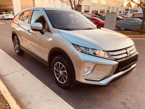 2020 Mitsubishi Eclipse Cross for sale at Pleasant Auto Group in Chantilly VA