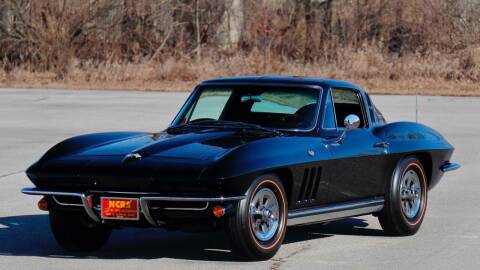 1965 Chevrolet Corvette for sale at Drummond MotorSports LLC in Fort Wayne IN