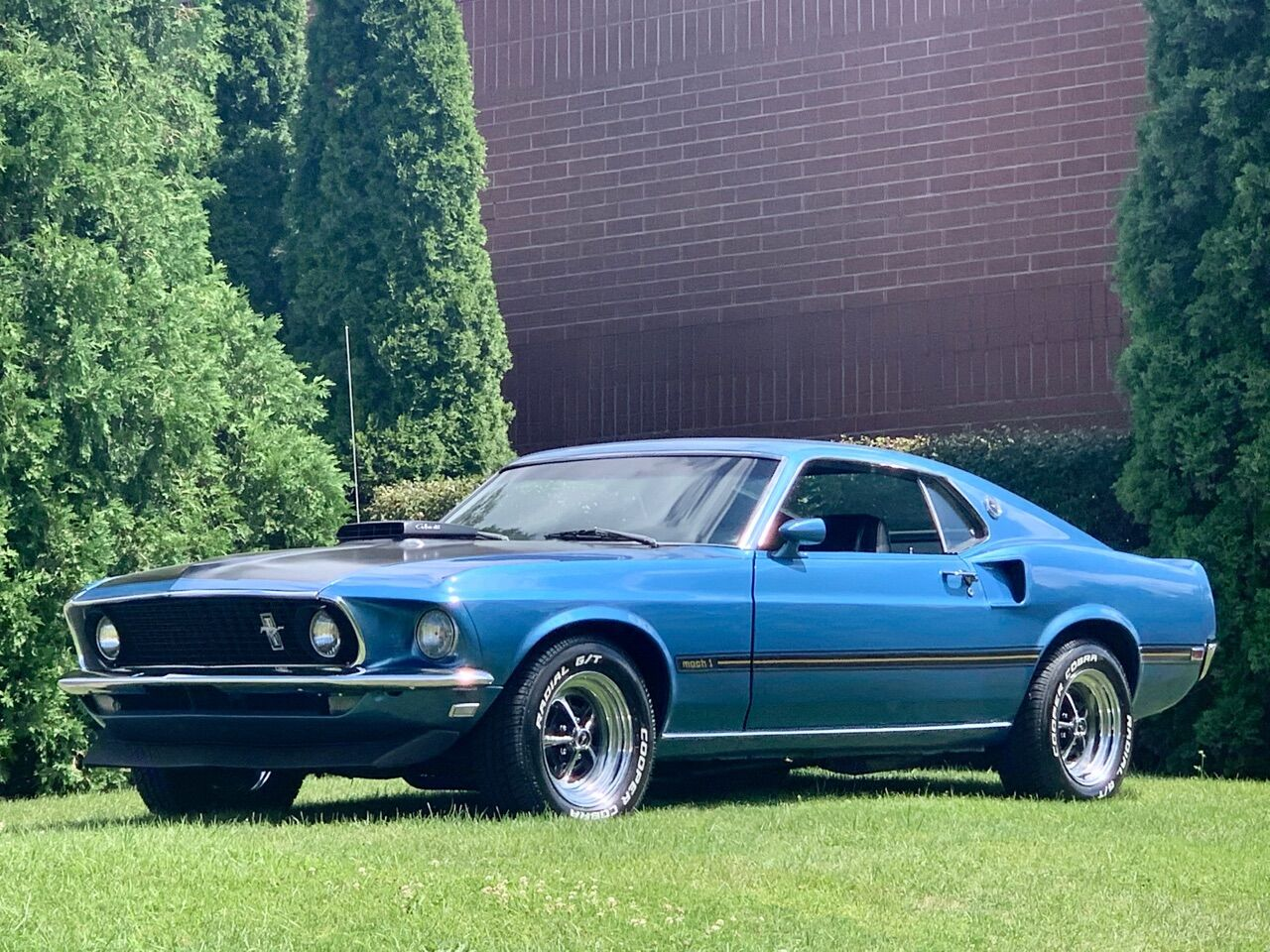 1st gen classic 1969 Ford Mustang Boss 302 4spd For Sale - MustangCarPlace