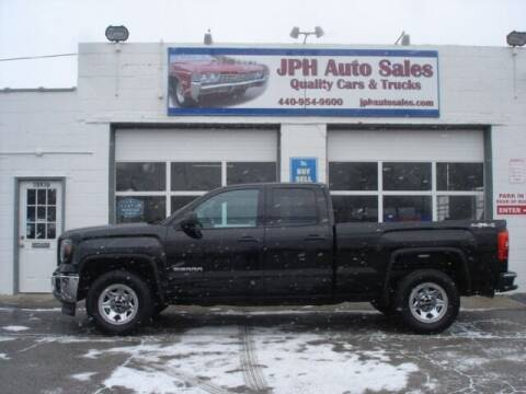 2014 GMC Sierra 1500 for sale at JPH Auto Sales in Eastlake OH