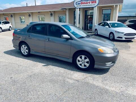 2004 Toyota Corolla for sale at CarSmart MS in Diberville MS