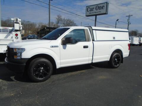 2017 Ford F-150 for sale at Car One in Murfreesboro TN