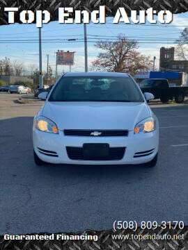 2007 Chevrolet Impala for sale at Top End Auto in North Atteboro MA