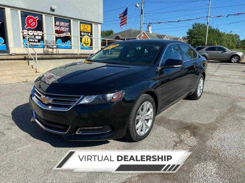 2018 Chevrolet Impala for sale at Bagwell Motors Springdale in Springdale AR