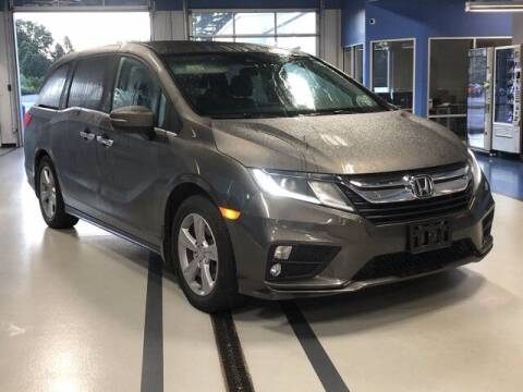 2019 Honda Odyssey for sale at Simply Better Auto in Troy NY