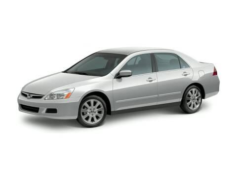 2007 Honda Accord for sale at Danhof Motors in Manhattan MT