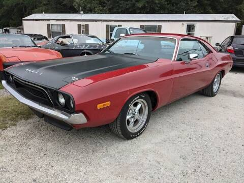 1972 Dodge Challenger for sale at Classic Cars of South Carolina in Gray Court SC