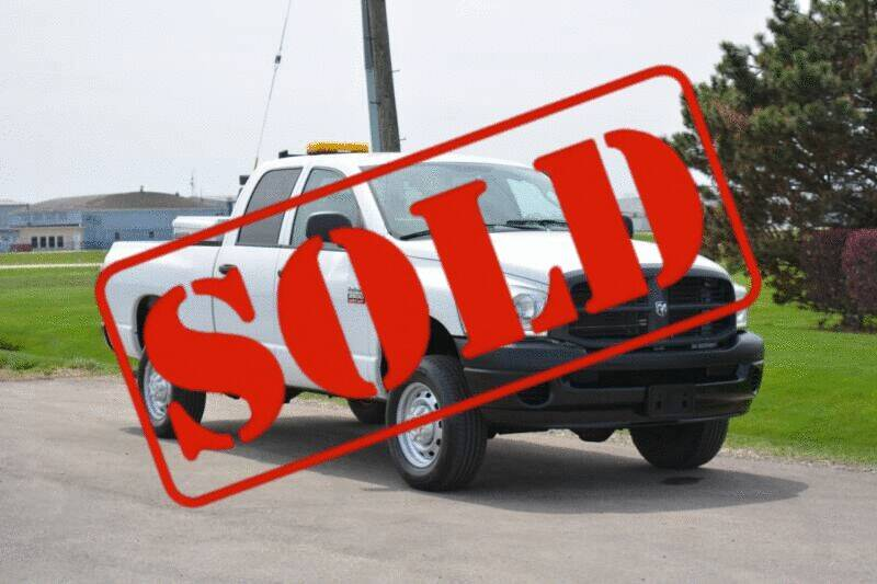 2009 Dodge Ram Pickup 2500 for sale at Signature Truck Center - Service-Utility Truck in Crystal Lake IL
