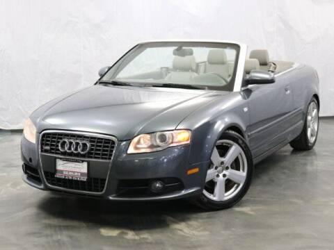 2008 Audi A4 for sale at United Auto Exchange in Addison IL