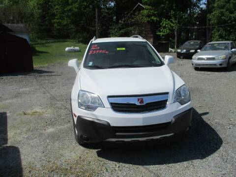 2008 Saturn Vue for sale at FERNWOOD AUTO SALES in Nicholson PA