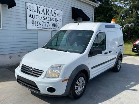 2013 Ford Transit Connect for sale at Karas Auto Sales Inc. in Sanford NC