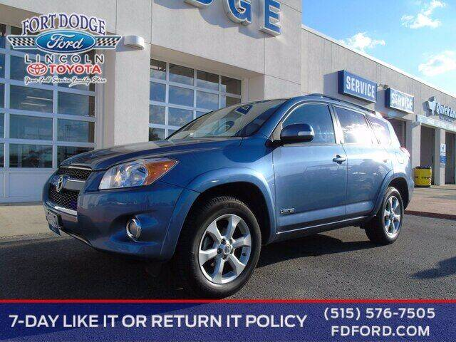 2011 Toyota RAV4 for sale at Fort Dodge Ford Lincoln Toyota in Fort Dodge IA