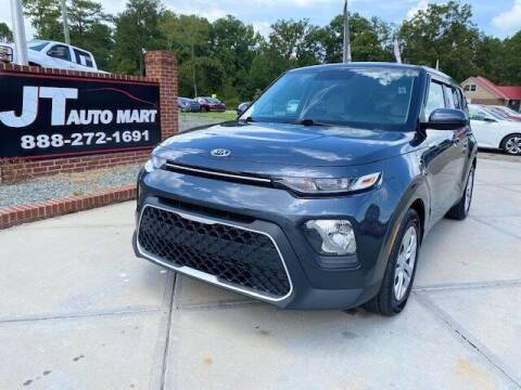 2020 Kia Soul for sale at J T Auto Group in Sanford NC