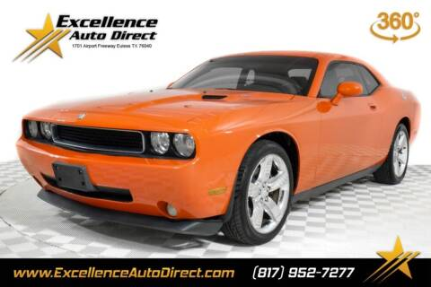 2010 Dodge Challenger for sale at Excellence Auto Direct in Euless TX