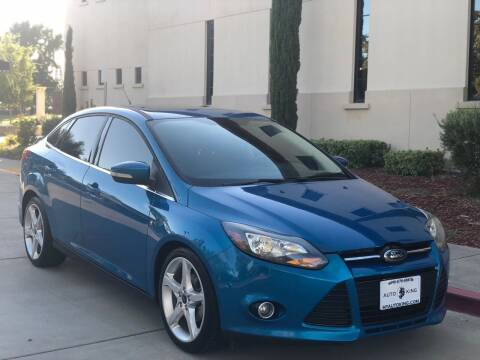 2012 Ford Focus for sale at Auto King in Roseville CA