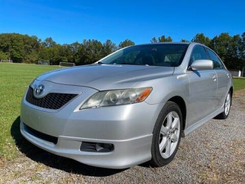 2008 Toyota Camry for sale at GOOD USED CARS INC in Ravenna OH