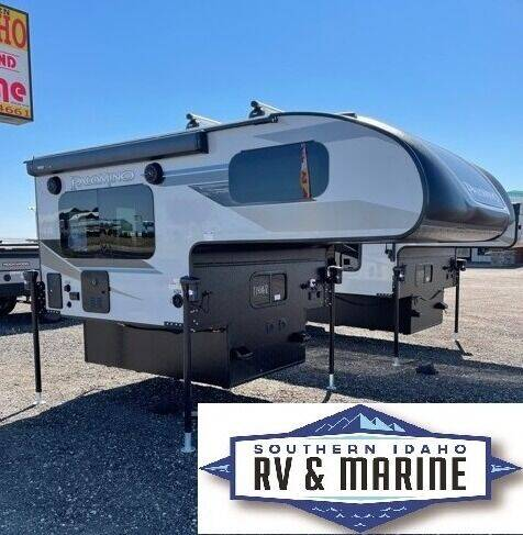 2022 FOREST RIVER PALOMINO HS-690 for sale at SOUTHERN IDAHO RV AND MARINE - Truck Campers - New and Used in Jerome ID