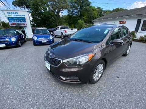 2015 Kia Forte5 for sale at Sports & Imports in Pasadena MD