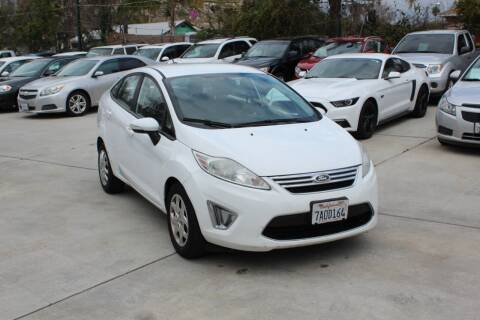 2013 Ford Fiesta for sale at Car 1234 inc in El Cajon CA