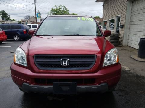 2004 Honda Pilot for sale at Roy's Auto Sales in Harrisburg PA