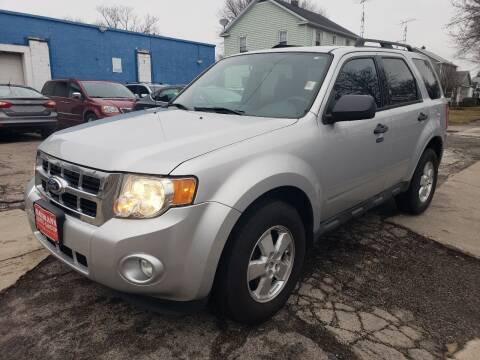 2011 Ford Escape for sale at M & C Auto Sales in Toledo OH