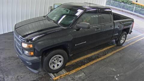 2014 Chevrolet Silverado 1500 for sale at HERMANOS SANCHEZ AUTO SALES LLC in Dallas TX