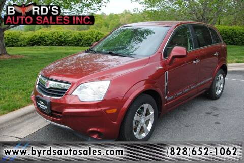 2009 Saturn Vue for sale at Byrds Auto Sales in Marion NC