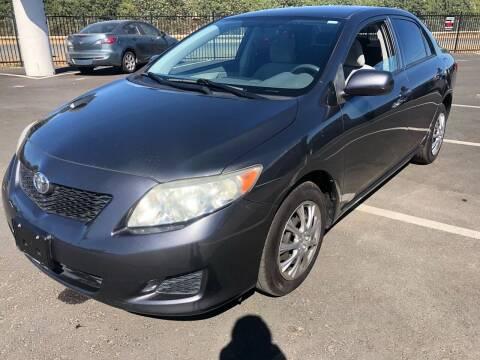 2009 Toyota Corolla for sale at Thunder Auto Sales in Sacramento CA