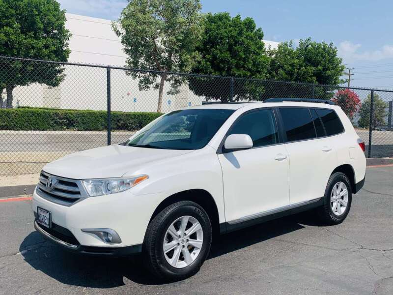 2012 Toyota Highlander for sale at CARLIFORNIA AUTO WHOLESALE in San Bernardino CA