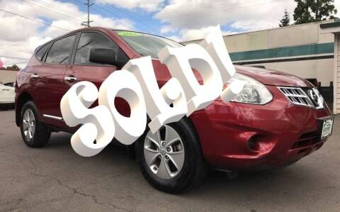 2013 Nissan Rogue for sale at Salem Auto Market in Salem OR