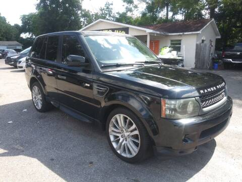 2010 Land Rover Range Rover Sport for sale at QLD AUTO INC in Tampa FL