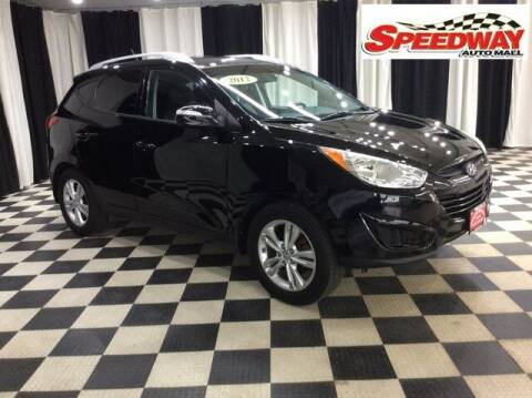 2012 Hyundai Tucson for sale at SPEEDWAY AUTO MALL INC in Machesney Park IL