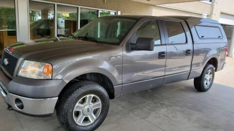 2006 Ford F-150 for sale at City Auto Sales in La Crosse WI