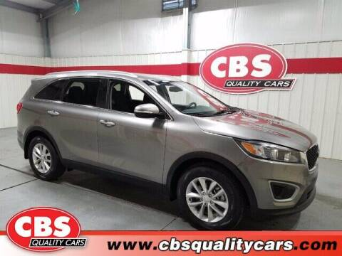 2017 Kia Sorento for sale at CBS Quality Cars in Durham NC