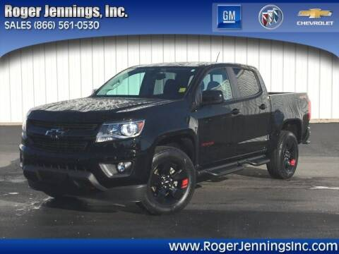 2019 Chevrolet Colorado for sale at ROGER JENNINGS INC in Hillsboro IL